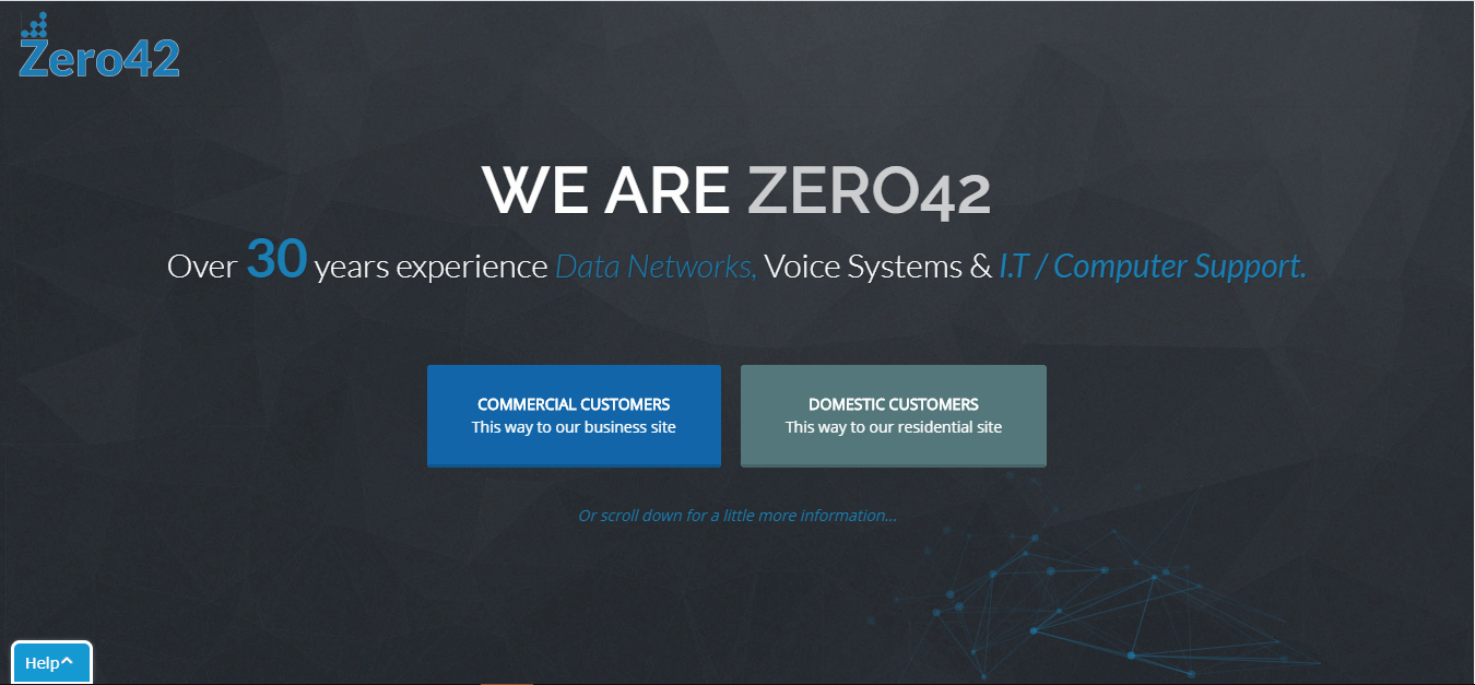 Data Networks, Voice Systems & I.T / Computer Support